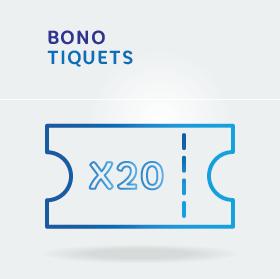 Bono de 20 tiques Nave producto local