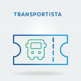 Tique para transportista